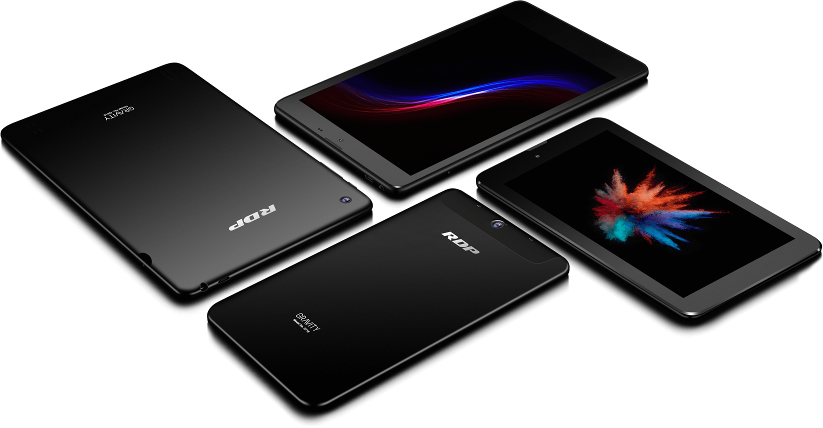 7, 8, 10 inch Tablets PC's