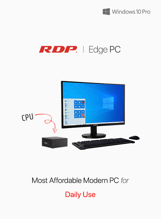 Edge PC CFL8303PA